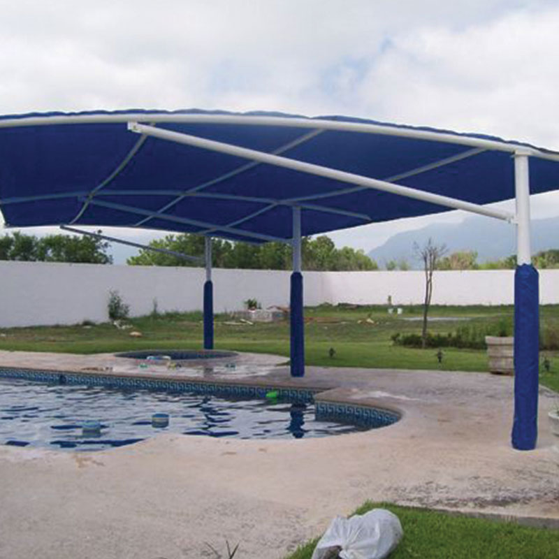 membrane kolam